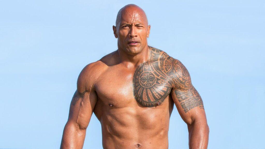 Johnson interpretará al luchador Kerr de UFC en una película