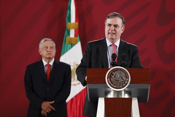 México no ha recibido respuesta a su oferta de asilo a Evo Morales