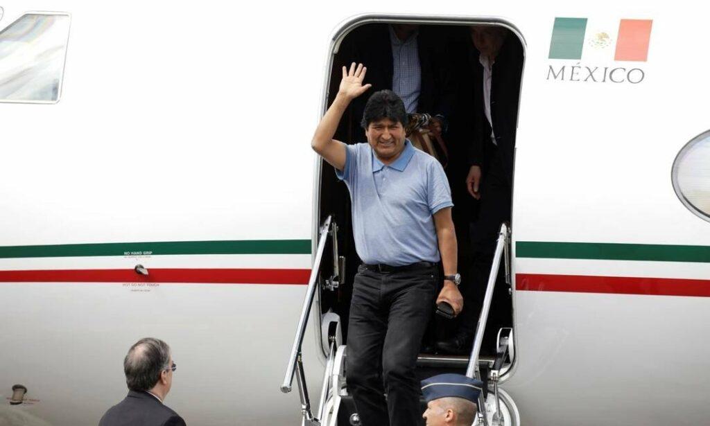 Evo Morales dijo que quiere volver a Bolivia