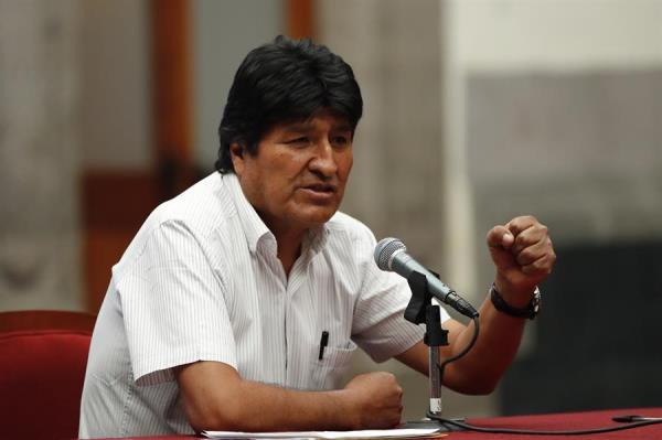"""Evo Morales sospecha que su incidente en helicóptero no fue """"casual"""""""