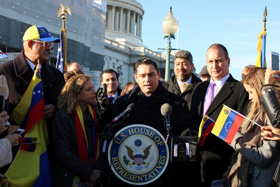 Congresistas estadounidenses crean el Caucus para la Democracia de Venezuela