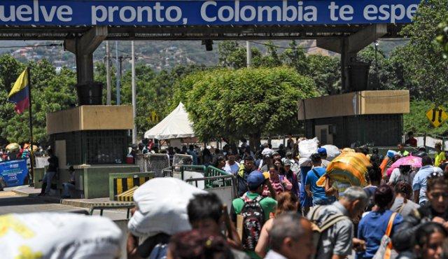 Embajadora de EE.UU. ante la ONU visita frontera entre Colombia y Venezuela