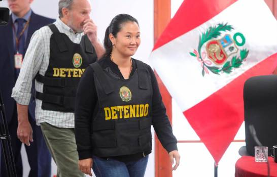Credicorp revela que entregó 3,65 millones dólares a Keiko Fujimori