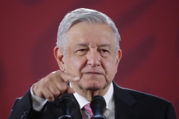 López Obrador descarta un golpe de Estado en México al replicar a un general