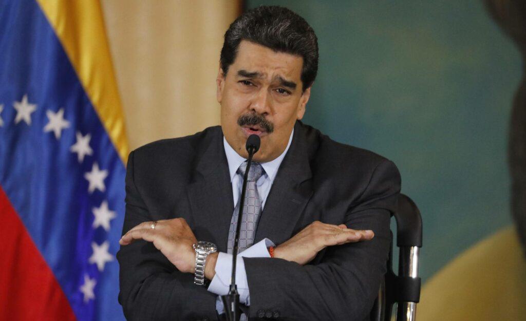 """EEUU insiste en que con Maduro es """"imposible"""" celebrar elecciones libres"""