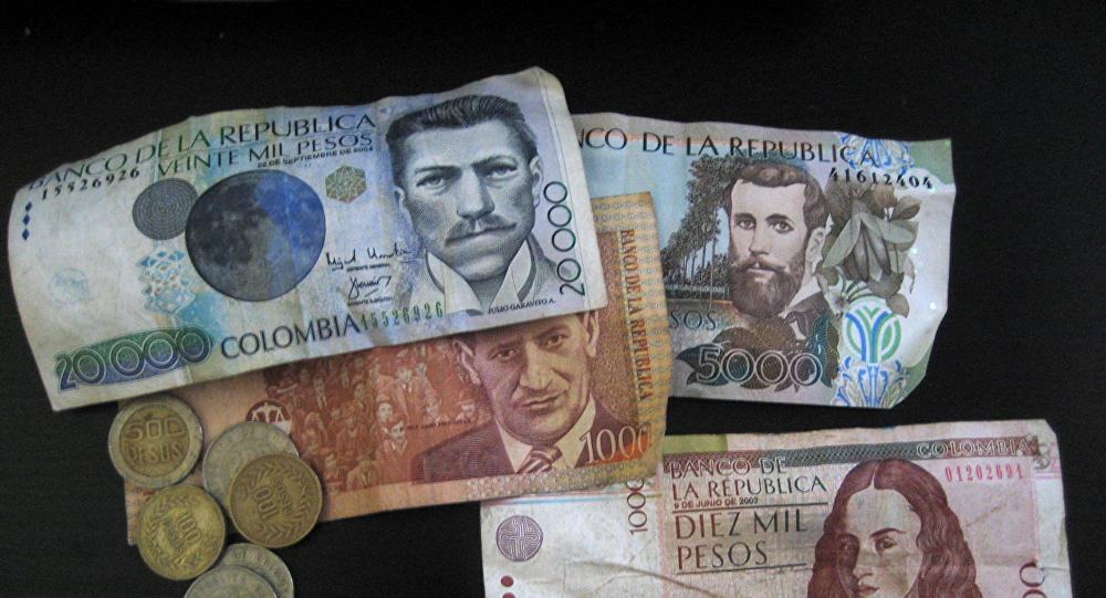 Monedas de Chile, Colombia y Brasil se deprecian ante el dólar