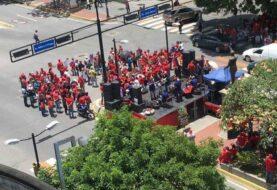 Chavismo llama a contra manifestación el sábado 16 de noviembre