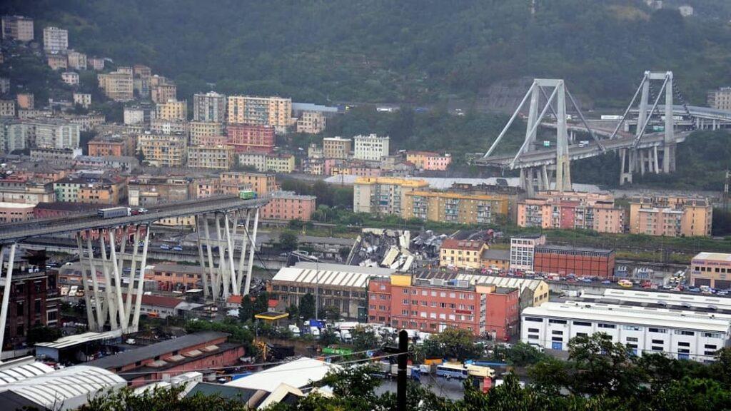 Un informe de 2014 ya alertaba del riesgo de derrumbe del puente de Génova