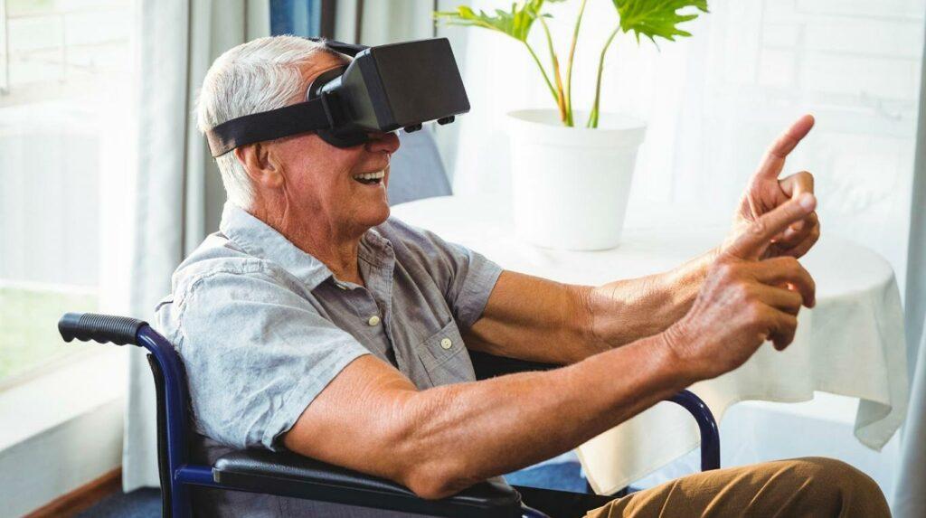 Realidad virtual para ayudar a mejorar a los pacientes de alzheimer