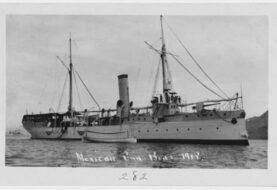 Hallan embarcación de la época de la Revolución mexicana en estado de Sinaloa