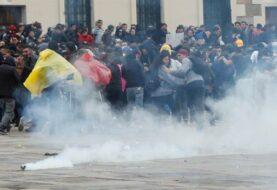 Alcalde de Bogotá decreta el toque de queda en tres barrios por vandalismo