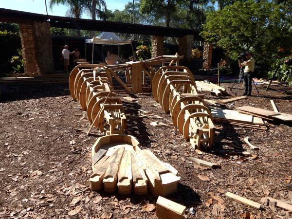 Dos troles se ocuparán de la basura en el Miami Art Week