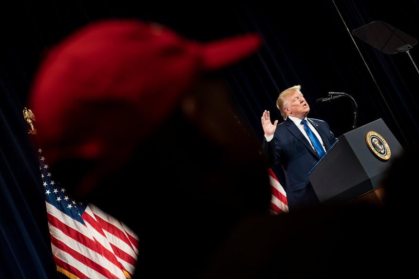 Comienza las audiencias públicas para destituir a Trump