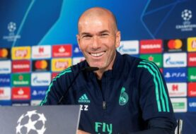 """Zidane: """"Estoy enamorado de Mbappé"""""""