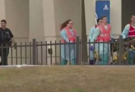 FBI no determinó aún el móvil del tiroteo en una base de Florida