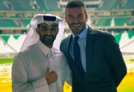 """Beckham: """"Catar 2022 será un sueño para jugadores y aficionados"""""""
