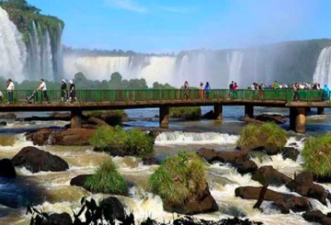 Cataratas de Iguaçu reciben mayor registro de visitsa en el 2019
