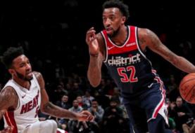 Heat cae ante Wizards y corta racha triunfadora