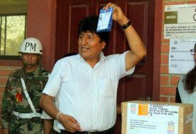 OEA asegura manipulación de datos en elecciones de Bolivia