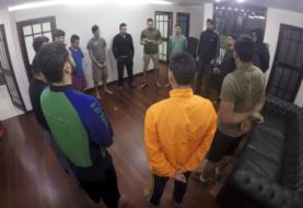 16 militares que participaron en 30 de abril escaparon de la embajada de Panamá