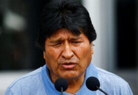 """Evo Morales dice no tener miedo """"a la detención"""""""