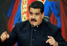 Maduro anuncia orden de arresto por conjura contra grupo liderado por Guaidó