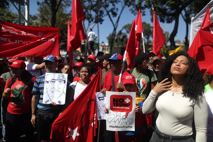 Oposición y chavismo conmemoraron la caída de Pérez Jiménez