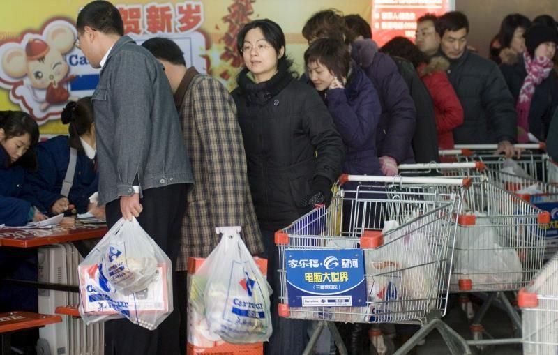 China prohibirá este año las bolsas de plástico