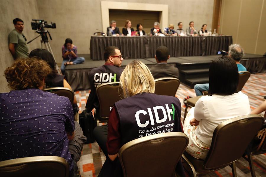 """CIDH sobre las protestas en Chile: """"Estamos ante una grave crisis de DD.HH."""""""