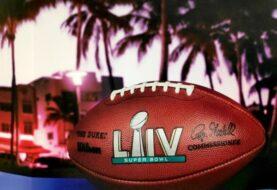 A casa llena toda Miami para el Super Bowl