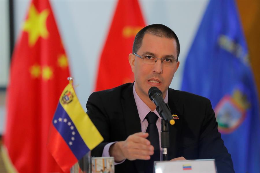 """Venezuela reafirma en Pekín su relación """"estratégica integral"""""""