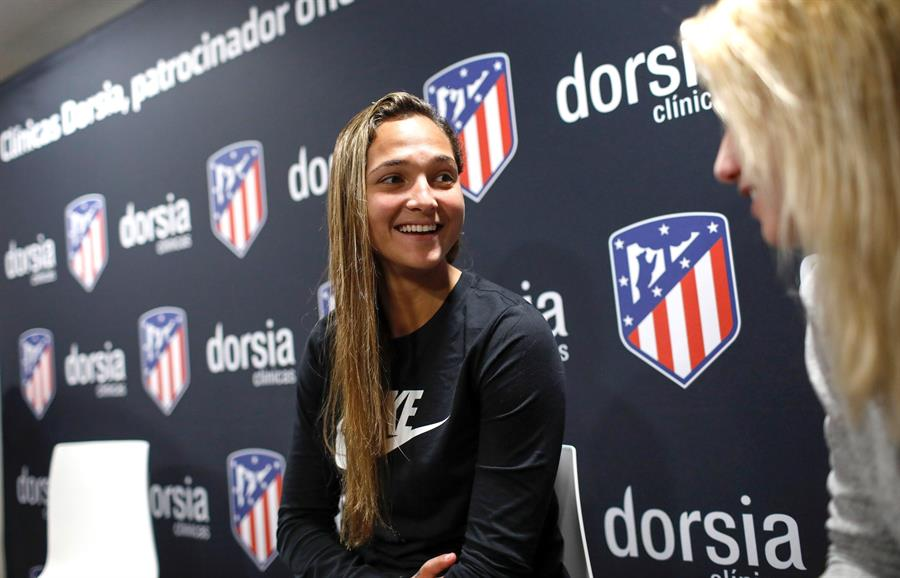"""Deyna Castellanos: esto es """"un sueño que tenía desde chiquita"""""""