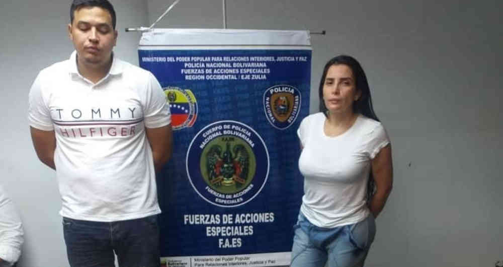 Aida Merlano fue capturada en Venezuela por el FAES