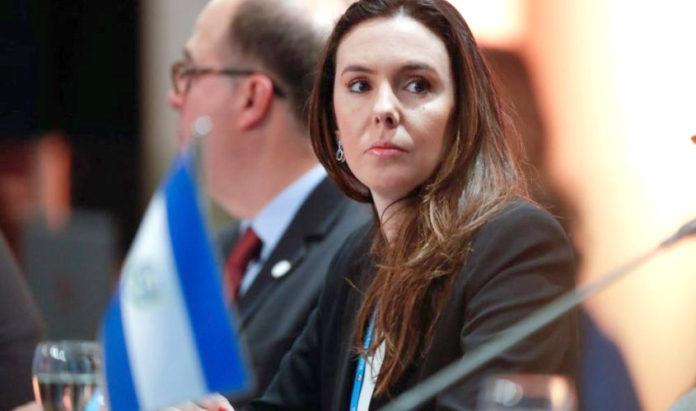 Argentina no reconoce a la enviada de Guaidó como embajadora