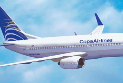 Copa es la segunda aerolínea más puntual del mundo y primera de Latinoamérica