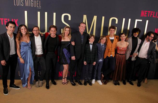 """Netflix confirma segunda temporada de """"Luis Miguel la serie"""" y anuncia elenco"""