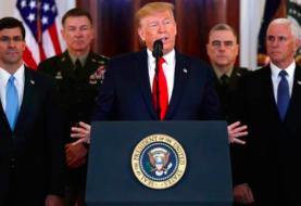 """Trump anuncia """"poderosas"""" nuevas sanciones contra Irán"""