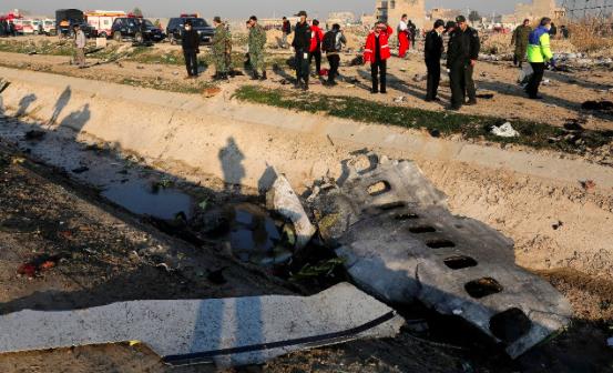 """EE.UU. condena la """"negligencia"""" de Irán al derribar el avión ucraniano"""