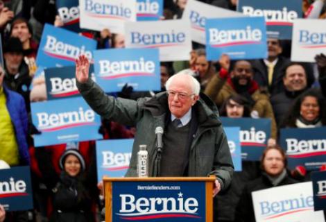 Influyente entidad de migrantes respalda a Sanders para Presidencia de EE.UU.
