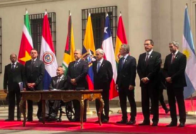 Cumbres de Mercosur y Prosur se celebrarán en Paraguay