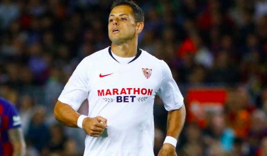"""""""Chicharito"""" Hernández traspasado a Los Ángeles Galaxy"""