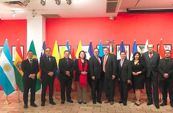 México asume presidencia de coalición de cónsules latinos en Nueva York