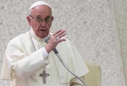 El papa recibe a vicepresidente de EE.UU y a presidente de Irak