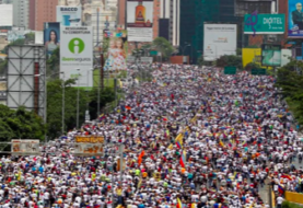 Venezuela vivió en 2019 el número más alto de protestas desde 2011