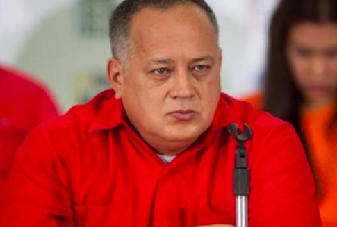 Cabello aseguró que no detendrán a Guaidó a su llegada