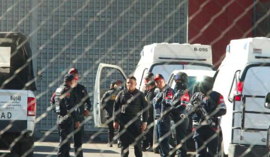 Ocho funcionarios son detenidos por fuga de operador financiero del Chapo