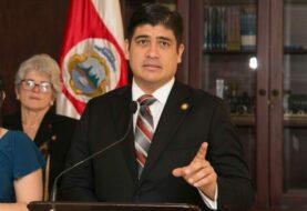 Carlos Alvarado abordará con Pompeo retos en seguridad