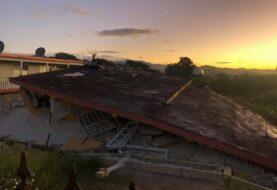 Confirman un muerto por terremoto en Puerto Rico
