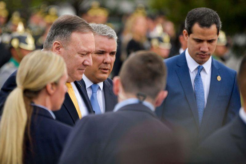 EEUU y sus aliados se unen contra el terrorismo apoyado por el régimen de Maduro
