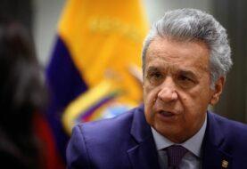 Moreno irritado por la denuncia de abusos en las protestas de octubre